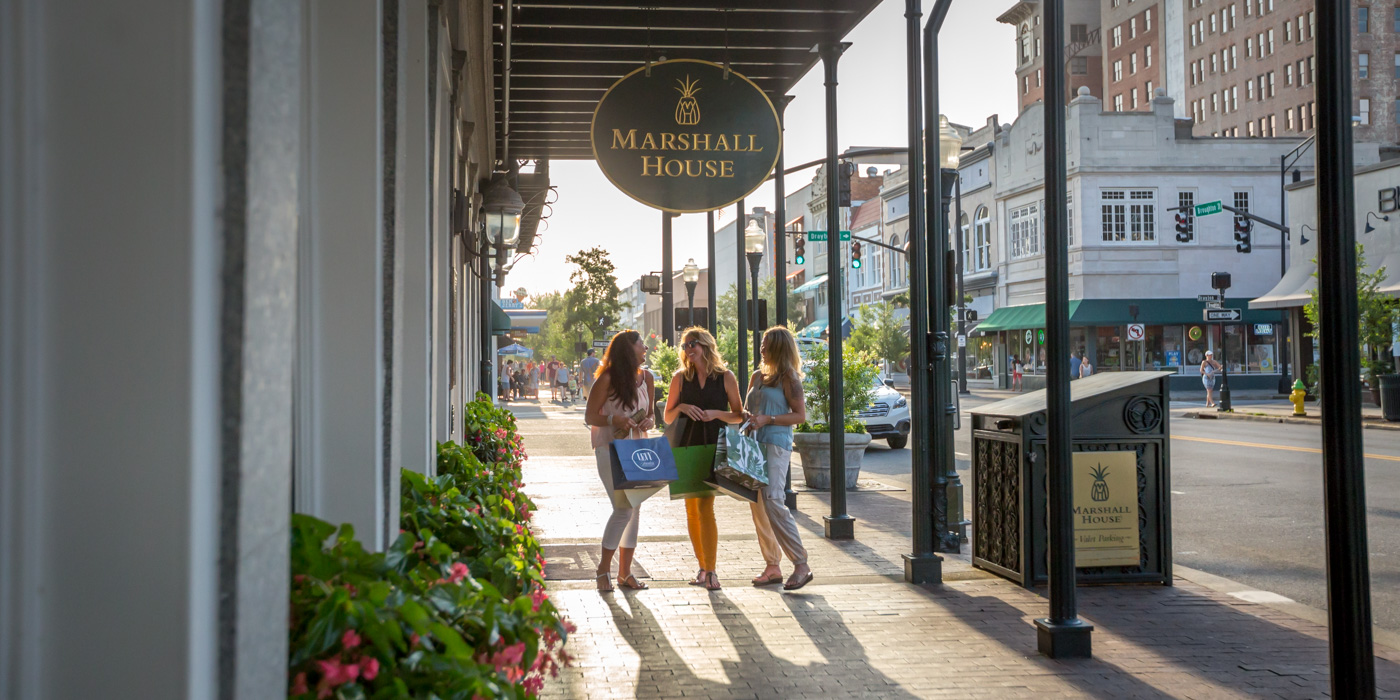 Marshall House Savannah Photo Gallery