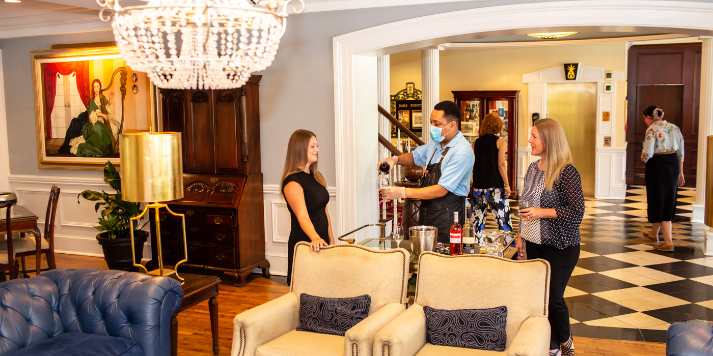 Savannah Hotel Reviews for The Marshal House