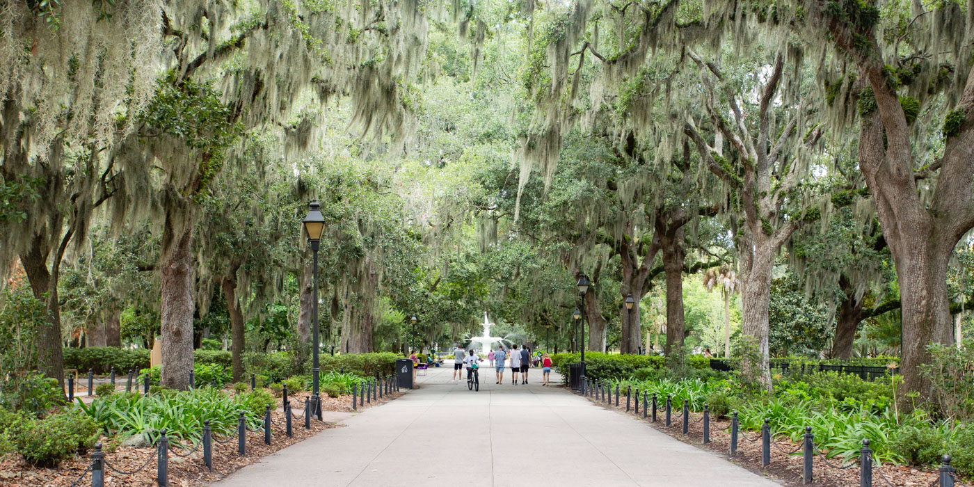 Things to see and do in Savannah near The Marshall House Hotel