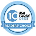 USA Today 10 Best Readers' Choice