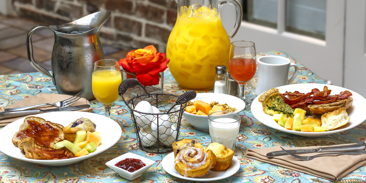 Savannah Breakfast Package