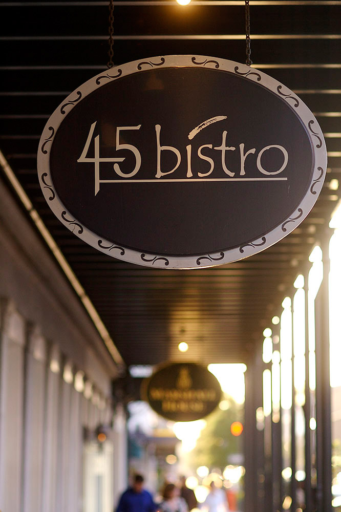 45Bistro in The Marshall House