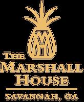 Logo For The Marshall House Hotel in Savannah, GA